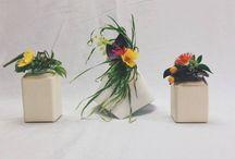 Body florals by Michaela Daphne