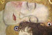 KLIMT / obrazy Klimta