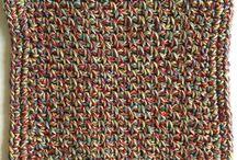 Crochet Dishclothes