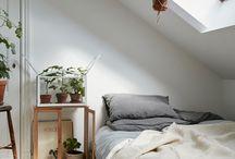 Attic dormroom