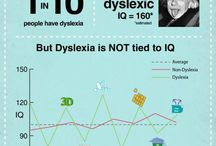 Dyslexia / Recently found out I'm dyslexic so here is a board to make me feel better!