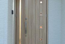 玄関ドア・室内ドア・建具