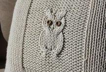 pöllö tyynynpäälinen