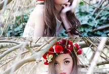 Bellas Diademas De Flores