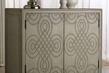 Nailhead patterns