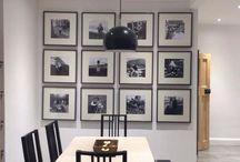 Photo wall / Photo wall