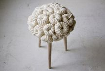 Funky tricot! / Coloré, texturé, inusité, utilitaire ou artistique, Projets tricot et crochet inspirants.