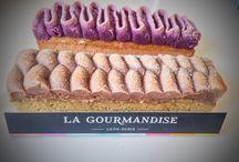 Merienda Gourmandise / Confiteria Asturias, La Masera y La Gourmandise