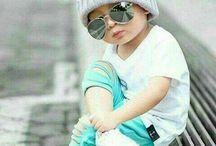 cute stylish child