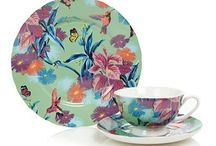 Nice Tea Things / pretty high tea accessories