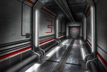 lorong sci fi