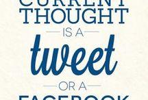 Funny Social Media quotes
