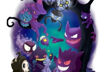 Haunter hangout / Pokemon