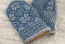 Mittens / Handschuhe ♥ Anleitungen ♥ Inspirationen