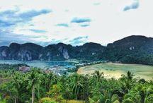 Ilhas ao redor do mundo / Dicas de viagem para várias ilhas paradisíacas espalhadas ao redor do mundo.