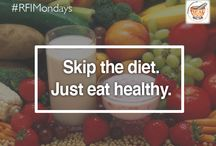 #RFIMondays / Start your Mondays with an inspirational health quote