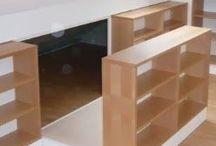 Organising - attic solutions