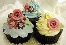 Only cupcakes / Cupcakes, frostings,and cupcake tutorials. / by Paula Rea