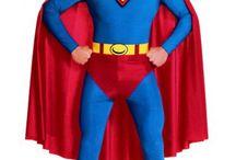 Carnaval superhelden outfits / Dit bord is een verzameling van wat wij de leukste superhelden outfits vinden. Kijk op onze shop voor een groter aanbod, ook in accessoires.  www.themakleding.nu