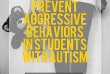 Aggressive behaviour in kids with autism