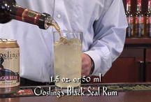 Goslings Rum Videos