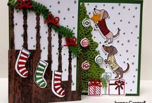 su 階段クリスマス