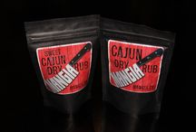Mangia Products / Mangia.tv Cajun and Sweet Cajun Dry Rubs Mangia.tv Fish Mojo and Shrimp Mojo Mangia.tv Shirts Mangia.tv Aprons Mangia.tv Hats and more!
