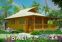 Bungalows / When choosing a home style it is great to consider a bamboo bungalow!  This board showcases Bamboo Living's different models.