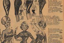 FREDERICK'S CATALOGS  / FREDERICK'S CATALOGS from 1960s.  / by Holiday O'Hara