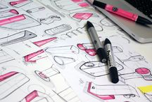 Industrial Design - Ideation Sketching