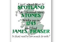 Oh Outlander, how I love ye '