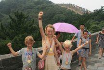 Travelling / reizen, fietsreizen, wereldreizen met de fiets, citytrips, reizen met kinderen, gear
