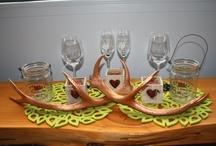 Antlers  / my Antlers for winter weddings