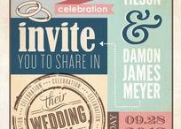 Wedding invitations / by Sanna Kulmala
