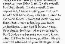 I Just Wanna... :(