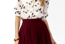 Fashion  / Cute clothes that I want / by Natalie Luken