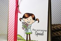 Cards-Sugar Pea / by Kathie Maltby