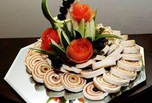 Potrawy dekoracje / dekoracje potraw i inne