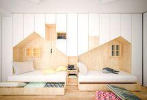 空間 ベッドルーム