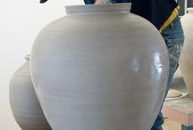 pots and vases / garden pots&vases