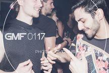 GMF 2016 Jan 17 / Party Jan 17th 2016 @ GMF Berlin, Klosterstr. 44, 10179 Berlin - Photos by: Ovidijus Maslovas