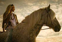 Fotografie di cavalli