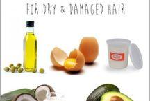 hair skin care