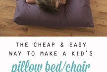 DIY Projects to Make for your Kids / DIY ideas for fun stuff for the kids