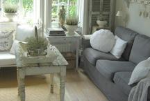 Ideoita uuteen kotiin (olohuone)