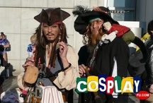 Pirates of the Caribbean Cosplay