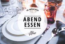 München essen & frühstücken