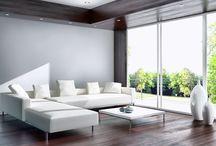 Minimal Art / Weniger ist manchmal mehr. Schlichte Eleganz und klare Linien sind gefragt. Dekorative Elemente werden sehr sparsam und gezielt eingesetzt. Auch farblich gibt es Einschränkungen. Schwarz, Weiß und Grau dominieren und werden durch edle Materialien ergänzt.
