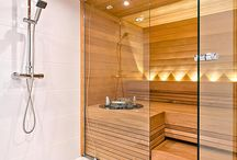 Sauna/bathroom