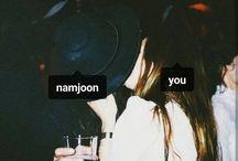 Kim Namjoon insta imagine